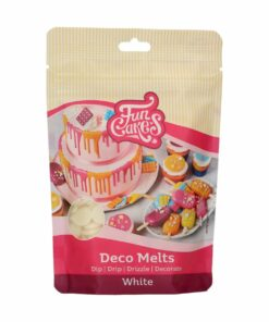 FunCakes Deco Melts Weiss